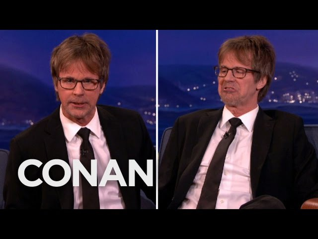 Dana Carvey Impressions: Liam Neeson Scarface At Thanksgiving - CONAN on TBS
