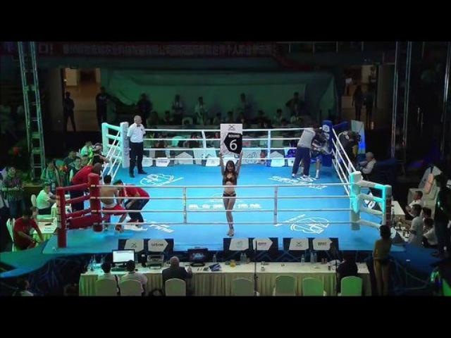 APB-49 кг: Bin Lyu vs Биржан Жакипов