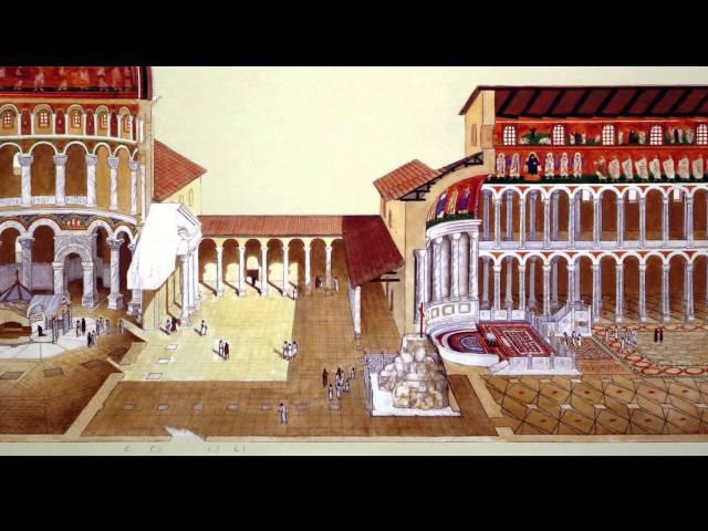 Храм Гроба Господня в Иерусалиме. Часть 1