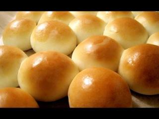 How to Make Super Soft and Moist Chinese Bakery Dinner Bread Rolls 牛奶小餐包 / 麵包製作