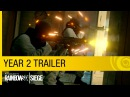 Tom Clancy's Rainbow Six Siege Year 2 Trailer US