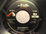 Gale Garnett -