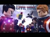 Lego Captain America Civil War Part 2