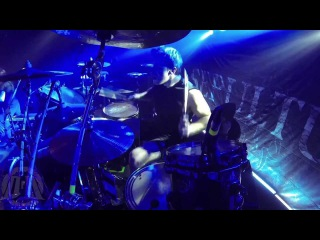 SEPULTURA@The Vatican-Eloy Casagrande-live in Poland-Katowice 2014 (Drum Cam)