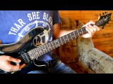 Slipknot – Three Nil (Guitar Cover)