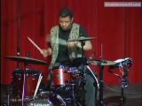 Jack DeJohnette - drum solo - Modern Drummer Festival 1997