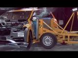Экспериментатор. Краш тест новой  Volvo XC90