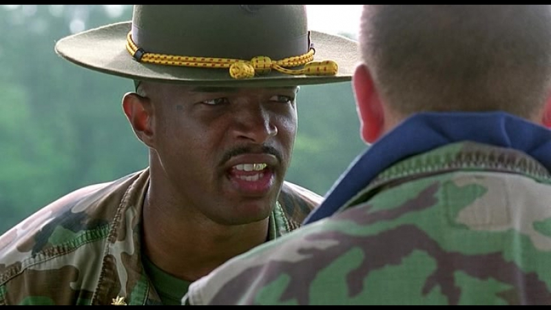 Майор Пэйн - Major Payne (1995) WEB-DLRip-Обрезка 01