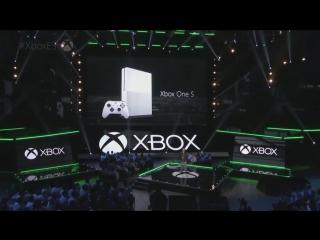 Xbox Project Scorpio Trailer 2017 (New Xbox One Console 4K) E3 2016