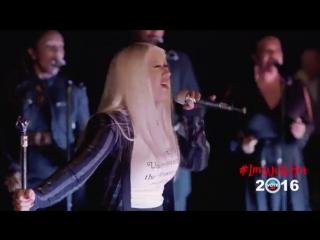 Кристина Агилера \ Christina Aguilera - Fighter  06 11 2016 Hillary Clinton благотворительный вечер Хиллари Клинтон, Лос-Анджел