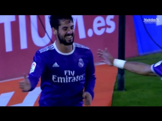Real Madrid  TOP 5 Goals October 2016
