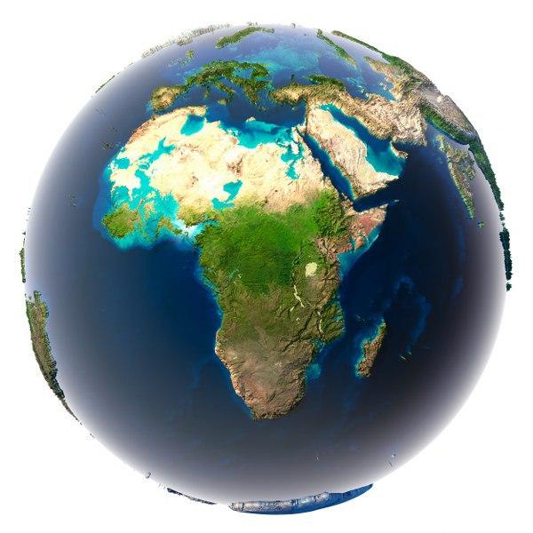Наша планета Земля 2016
