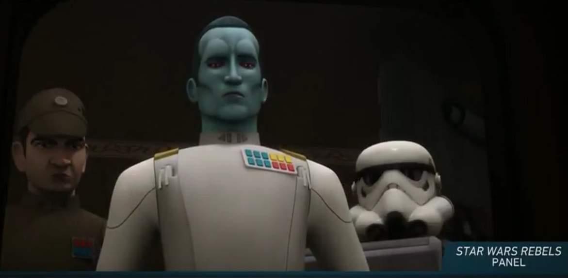 Star Wars Rebels season 3 trailer!  QPrGF49aJVc