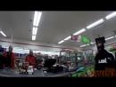 TwinzTV/ Walking into stores with Ski Masks Prank!!