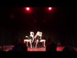 5-й Межклубный турнир по танца Марк Аврелий  Мисс Фитнес Мисс Фитнес Марьино, Танго