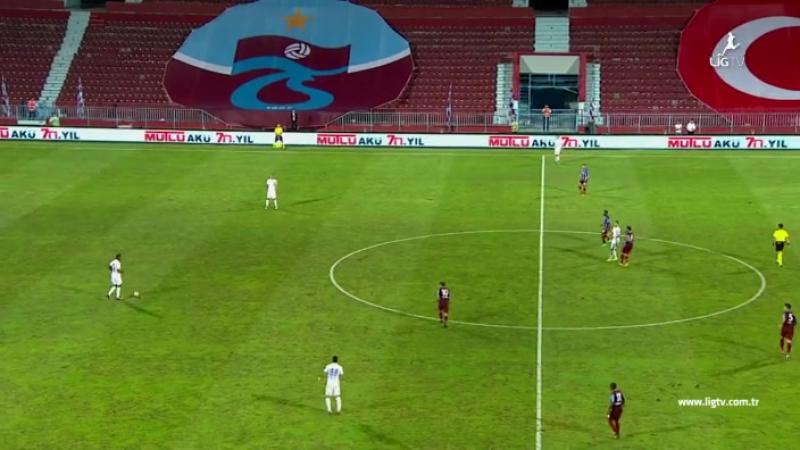 Trabzonspor 2-0 Kasımpaşa maç özeti