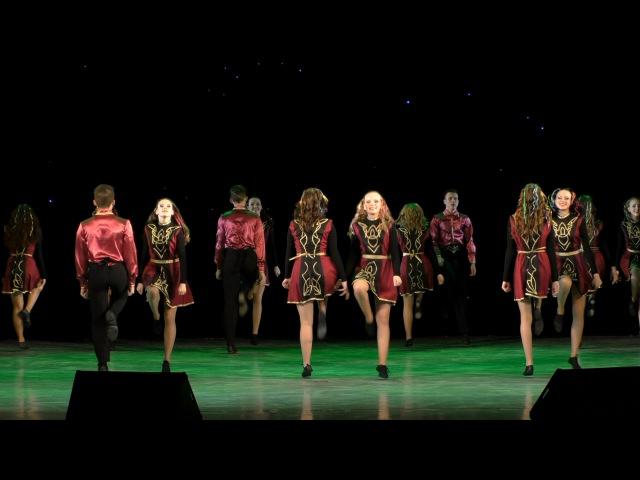 Ирландский танец - Стинт