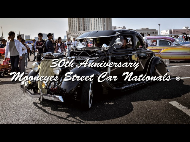 30th Anniverary MOONEYES Street Car Nationals® 2016