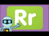 Learn Letter R Turn And Learn ABCs Super Simple ABCs