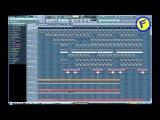 Fl Studio Remake : Netsky - No Strings Attached [HD] + FLP