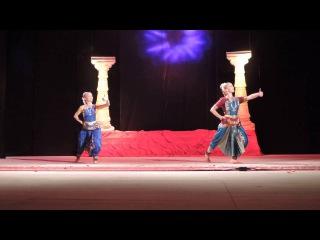 Сказание о Раме (Рама-Шабдам), INDIVARA - Студия индийского классического танца Бхаратанатьям.