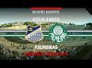 Melhores Momentos - Água Santa 4 x 1 Palmeiras - Paulistão - 27/03/2016