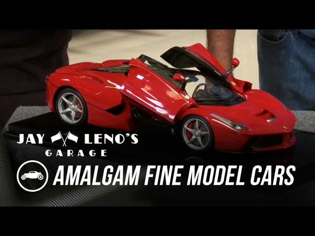 Amalgam Fine Model Cars - Jay Lenos Garage