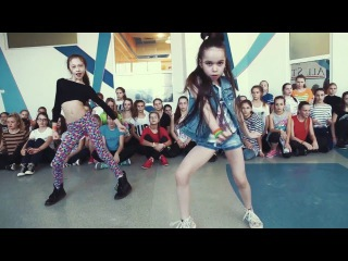 Eva Simons – Policeman.Jazz Funk by Natesha. All Stars Junior Workshop 04.2016