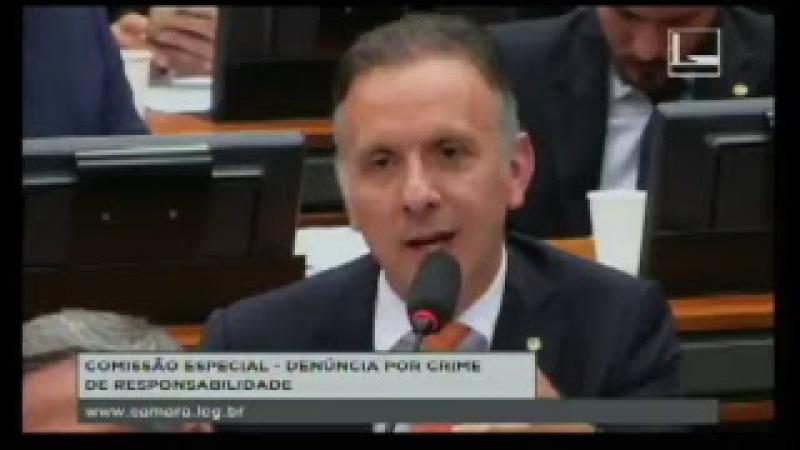 CESP - DENÚNCIA POR CRIME DE RESPONSABILIDADE - Reunião Deliberativa - 11/04/2016 - 10:55