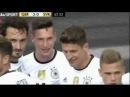 Oyuna Ümumi Baxış Almaniya 3 0 Slovakiya Boateng 8 Gomez 43 Draxler 63
