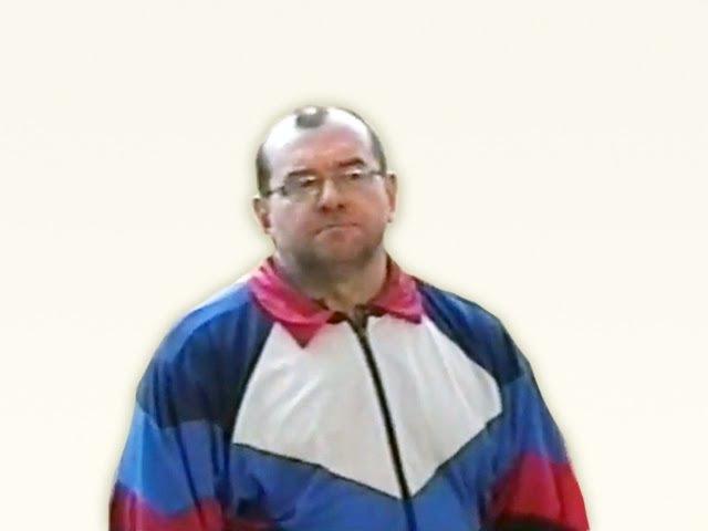 Sergey Mishin / Сергей Мишин - Honored Master of Sport