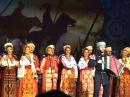 Казачий круг 2016.Кубанский казачий хор . Заключительная часть гала-концерта. Награждение.