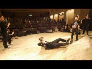 Миронова vs Kio vs Ани (1/2 Hip-Hop PRO) || NOGI V RUKI 9 3/4