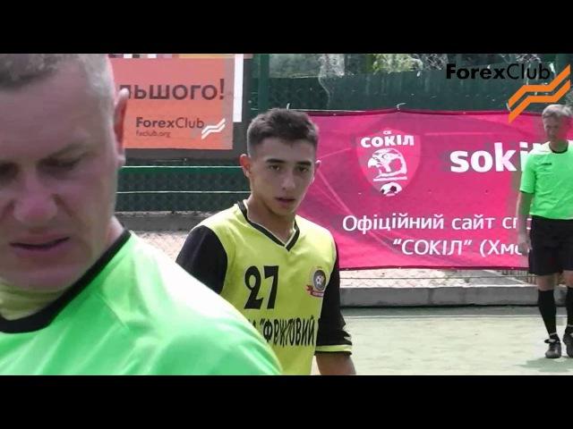 «Спортлідер-3» - «Динамо-ГУНП» - 7:5 (6:0)