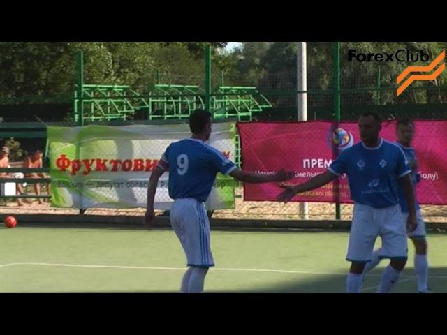 «Динамо-ГУНП» - «Вентс» - 2:2 (2:0)