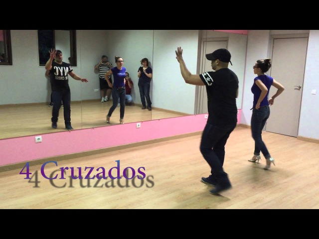 Pasos Libres Salsa Cubana por John Hernández y Teresa del Solo