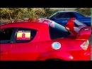 Mazda RX8 1JZ-GTE vs Nissan Skyline GTR32 low boost