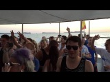 M.I.K.E PUSH @ Connect Ibiza Boat Party (27-07-2016)