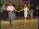 Advance West Coast Swing Workshop - Robert Cordoba