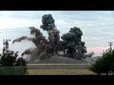 Удар по бункеру ИГИЛ в Сирии