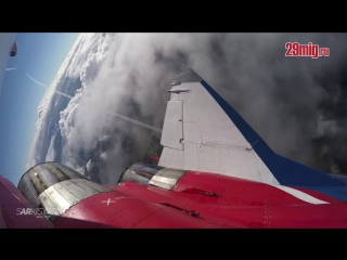 Захватывающий полет туристки в стратосферу