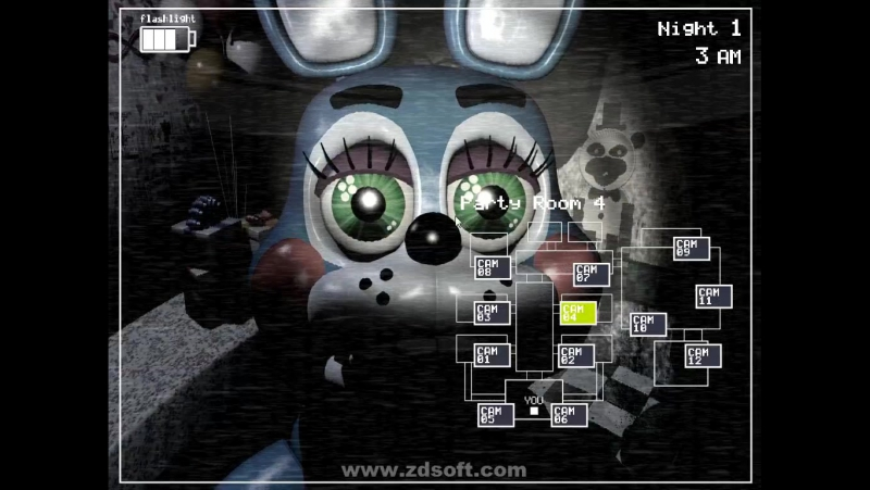Five nights at Freddy's 2 (ночь 1) продолжение следует
