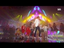 《Special Stage》 FINAL Ultra Dance FestivalUDF @인기가요 Inkigayo 20160731