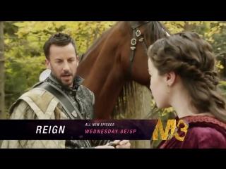 Reign 2x08 Canadian Promo Terror of the Faithful