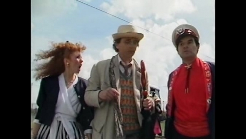 Doctor Who The Classic Series - Delta and the Bannermen / Классический Доктор Кто Дельта и знаменосцы 1 из 3 [MKVADRAT] РУС