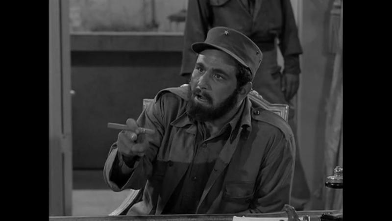 Сумеречная зона. Зеркало (Twilight Zone. The Mirror) (1961)