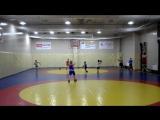 тренировка по греко-римской борьбе
