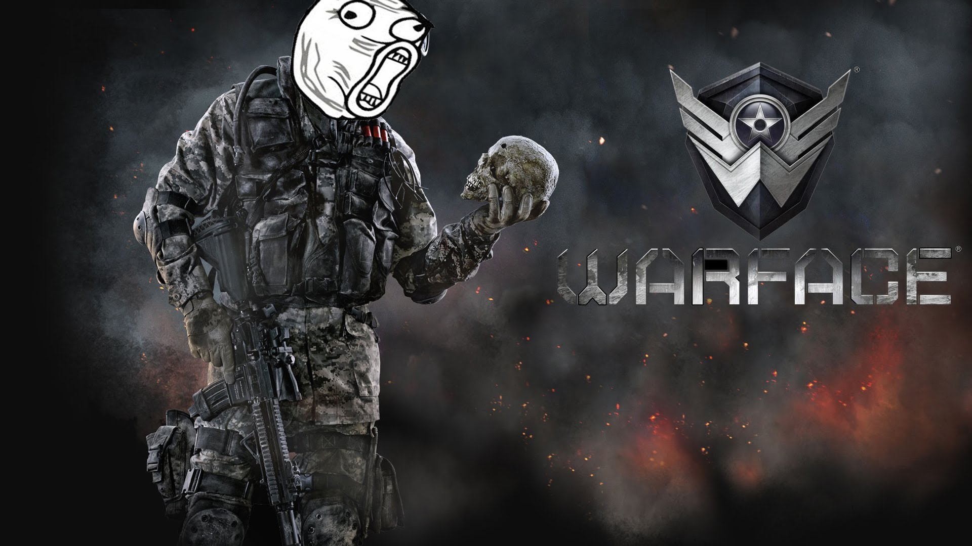 Создать сайт warface
