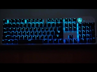 XK700 on-the-fly RGB backlight