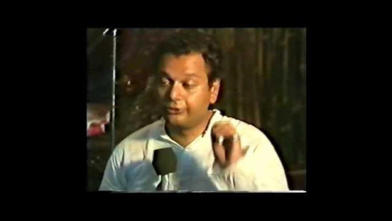 Sahaja Yoga, Dr Rustom's talk in Ganapatipule 1985